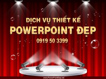 Các mẫu PowerPoint chuyên nghiệp